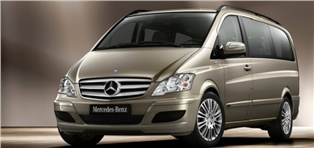 Mercedes Vito Depar Rent a Car'da