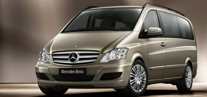 Mercedes Vito Depar Rent a Car'da %>