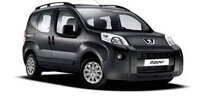 Peugeot Bipper diesel, manual