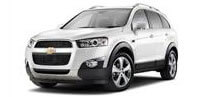 Chevrolet Captiva automatic diesel