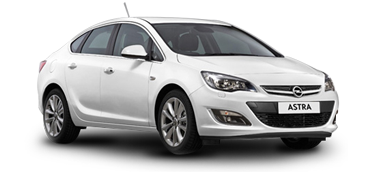 Opel Astra Sedan Diesel A/C  Automatique