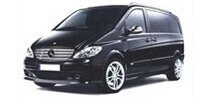 Mercedes Vito Dizel VIP can be rented as 6+1 and 8+1, with or withour driver